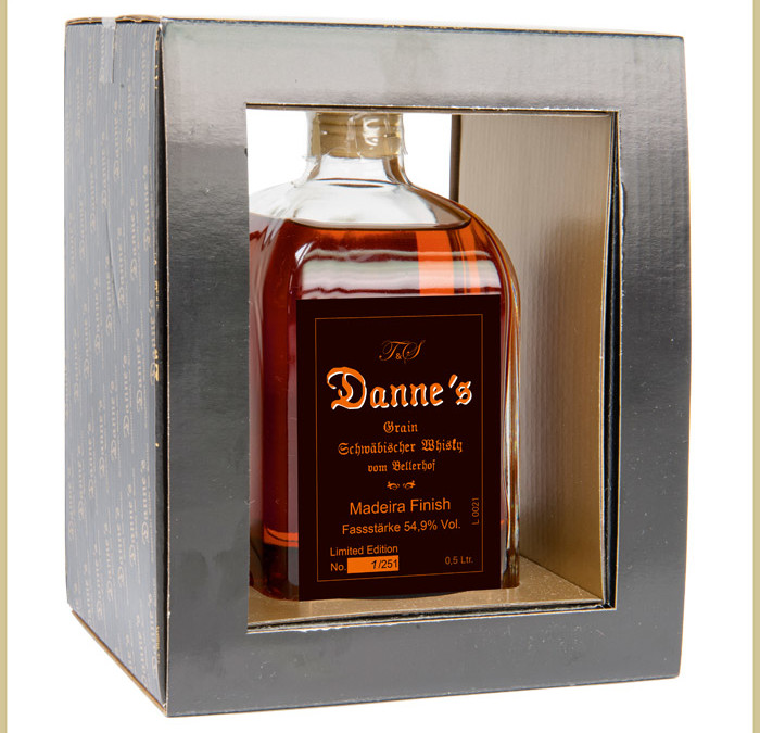 Limitierte Sonderedition Dannes Grain, Madeira Finish