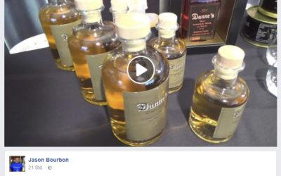 Jason Bourbons Videointerview über uns von der ersten Wuppertaler Whisky Messe